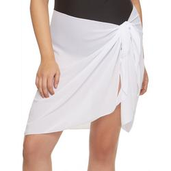 Wearabouts/Dotti Plus Solid Tie Waist Sarong