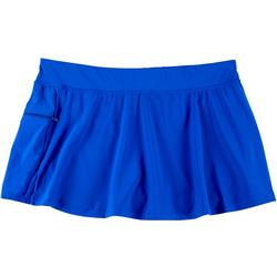Plus  Penbrooke Solid Swim Skort