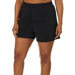 Plus Boxer Swim Shorts