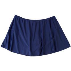 Del Raya Plus Solid Swim Skirt