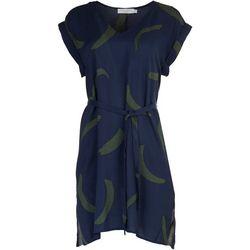 Seafolly Womens Printed Tye Dress