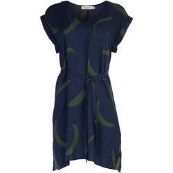 Womens Printed Tye Dress