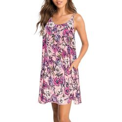 Womens Meadow Swim Cover-Up
