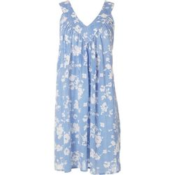 Studio West Womens Floral Umbrella Dress