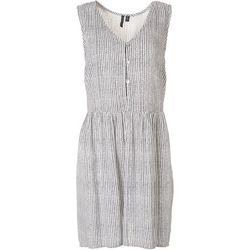 Pacific Beach Womens Relaxed Button Dress Cover Up