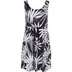 Pacific Beach Womens Palm Dress Cover Up