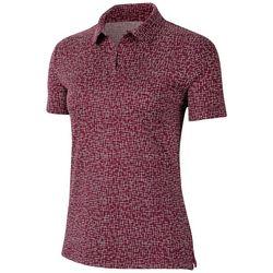 Womens Dri-FIT UV Fairway Print Polo Shirt