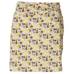 Sport Haley Womens Floral Tie Golf Skort