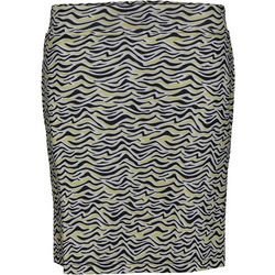 Bette & Court Womens Flare Print Pull On Skirt