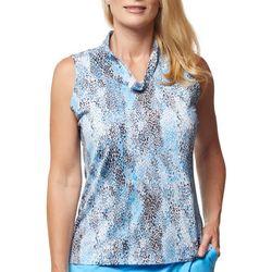 Sport Haley Womens Printed Sleevless Top