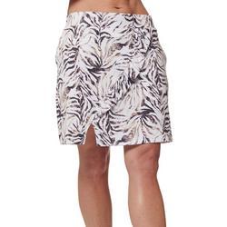 Coral Bay Golf Womans Tropical Printed Skort