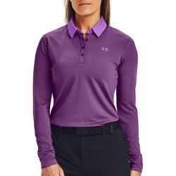 Undr Armour Zinger Long Sleeve Polo