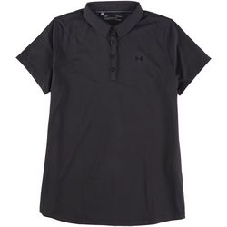 Under Armour Womens Heat Gear Polo
