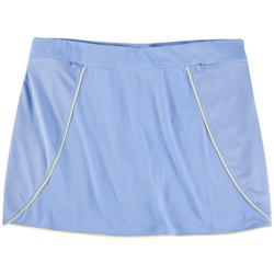 Womens Solid Colored Skort