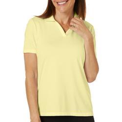 Coral Bay Golf Womens The Basic Polo Shirt