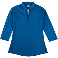 Womens Zippered Sun Protection Jacket