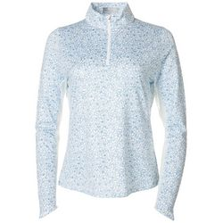 Callaway Womens Zippered Sun Protection Jacket