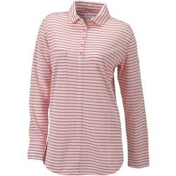 Columbia Womens 3/4 Sleeve Long Sleeve Shirt