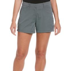Womans Solid Golf Shorts