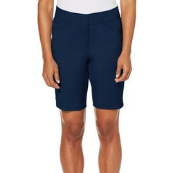PGA Tour Womens Golf Bermuda Shorts