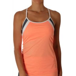 Sofibella Womens Singapore Gold Sleeveless Active Top