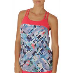 Sofibella Womens Freya Cut Out Strappy Sleeveless Top