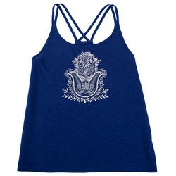 Womens Printed Tank Top