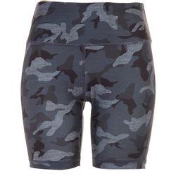 Vogo Womens Camo Biker Shorts
