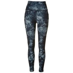 Womens Camo  High Waist 7/8 Leggings