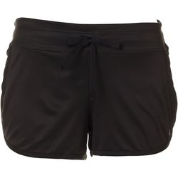 Womens Stretch Knit Running Shorts