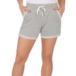 RBX Womens Stretch Heathered Shorts