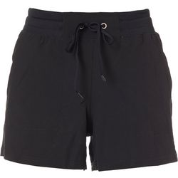 Womens Stretch Woven Shorts