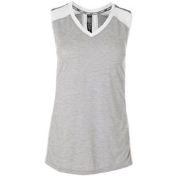 RBX Womens Colorblock Knit Tank Top