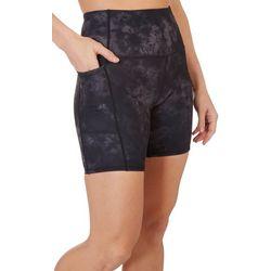 RBX Womens Pocketed Biker Shorts