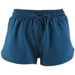 Prana Womens Solid Drawstring Shorts