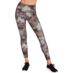 Skechers Womens Floral Camo Leggings