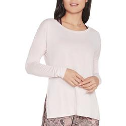 Womens Tranquil Solid Long Sleeve Top