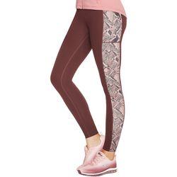 Skechers Womens Ravenous Print High Waisted Leggings