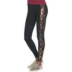 Skechers Womens Foil Python High Waisted Leggings