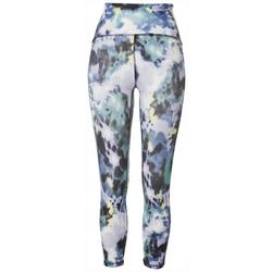 Womens Inverted Ice Marlin Capri Leggings