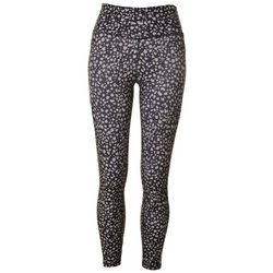 Jessica Simpson Womens Spotted Iconic Leggings