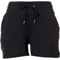 Womens Sofia Solid Shorts