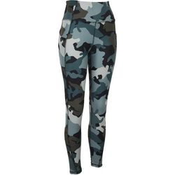 Jessica Simpson Womens Camo Slimtek Leggings