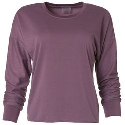 Jessica Simpson Womens Solid Pullover Sweater