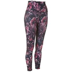 Womens Reversible Printed Leggings