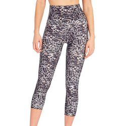 Marika Womens Athena Graphic Capri Leggings
