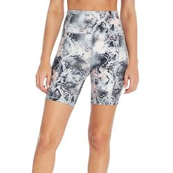 Jessica Simpson Womens Snakeskin Print Shorts
