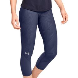 Under Armour Fly-Fast Jacquard Capri Legging