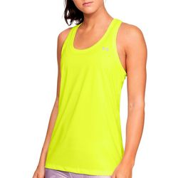 Under Armour Womens Tech Twist Neon Racerback Tank