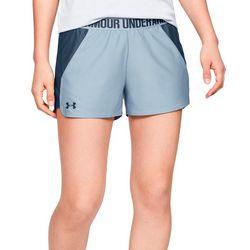Womens Play Up 2.0 Logo Shorts